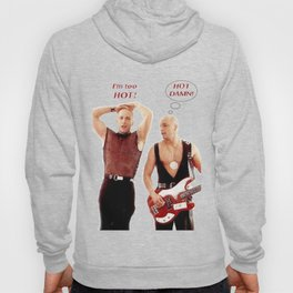 Right Said Fred Sings Uptown Funk Hoody