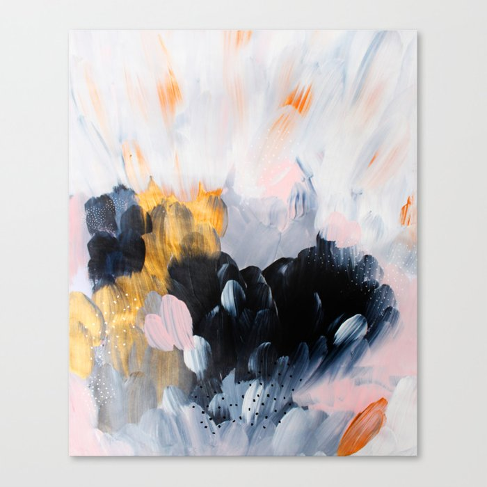 formation: bliss Canvas Print