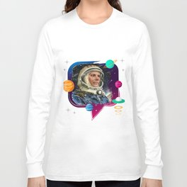 GAGARIN SPACE ODYSSEY 2 Long Sleeve T-shirt