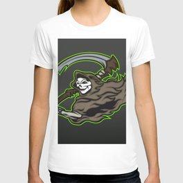 grim reaper ,grim reaper tattoos T-shirt