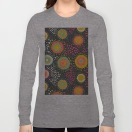 abstract organic texture Long Sleeve T-shirt