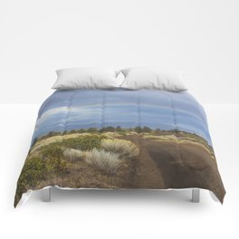 Rainbow Mountain Comforters