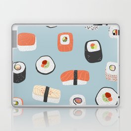 Sushi Roll Maki Nigiri Japanese Food Art Laptop & iPad Skin