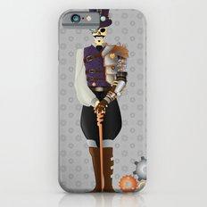 Steampunk Skeleton Slim Case iPhone 6s