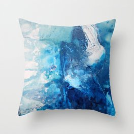 SEAGODDESS Throw Pillow