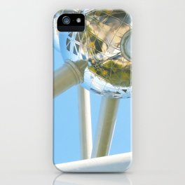 Atomium  iPhone Case