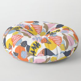 Sorvete Floor Pillow