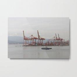 Seabus Metal Print