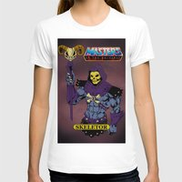 skeletor T-shirts featuring Skeletor by W. Keith Patrick