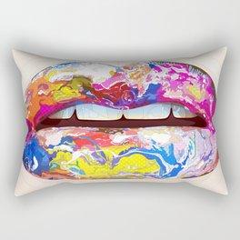 Colorful Languish Rectangular Pillow