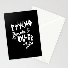 psycho bennie Stationery Cards