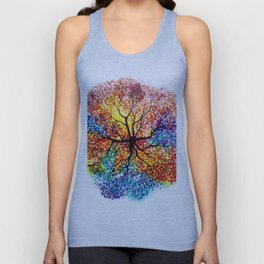 Changing Seasons Unisex Tank Top