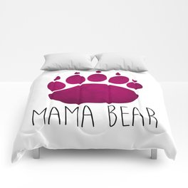 Mama Bear Comforters