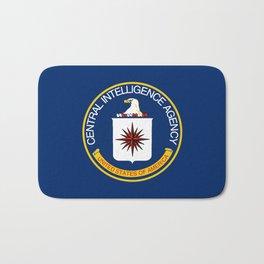 CIA Flag Bath Mat