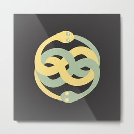 Auryn kawaii Metal Print
