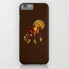 HORSES-Golden Palomino Slim Case iPhone 6s