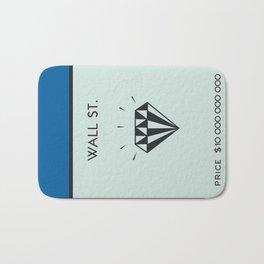 Occupy Wall Street? Bath Mat