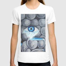 L'amour au coeur de pierre T-shirt
