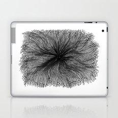 Jellyfish Large B&W Laptop & iPad Skin