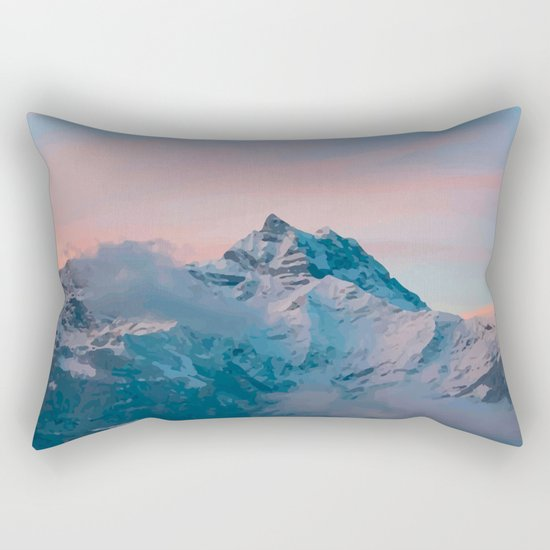 Bucket List Rectangular Pillow