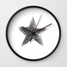 WRONG STAR Wall Clock