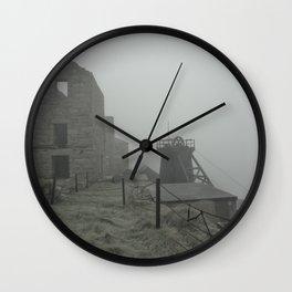 Levant Mist Wall Clock