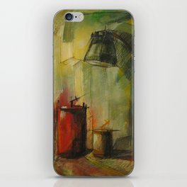 ded nature iPhone Skin