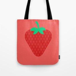 #22 Strawberry Tote Bag