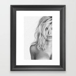 Fergie ferg 1 Framed Art Print