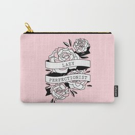 lazy perfectionist Carry-All Pouch