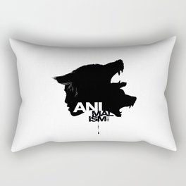 Wolf Kind Rectangular Pillow