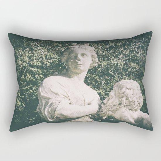 in the park Rectangular Pillow