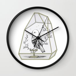 Little Companion Wall Clock
