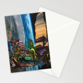 Breaking the Matrix Stationery Cards