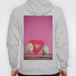 Have an Egg-cellent Valentne's Day! Hoody