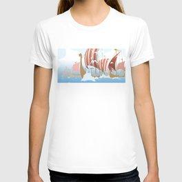 A Viking History No. 3 T-shirt