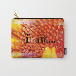 I am... Positive Affirmation Carry-All Pouch