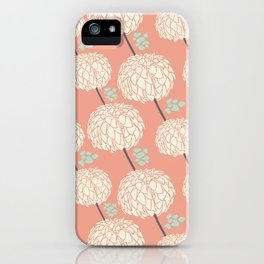 Sweet Petals iPhone Case