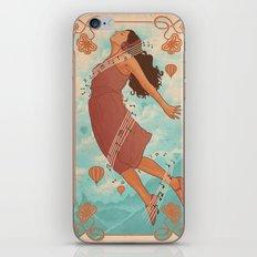 Feel The Music iPhone & iPod Skin