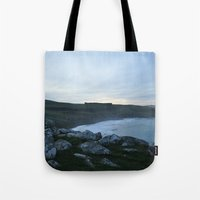 new zealand Tote Bags featuring New Zealand by Tasha Jo
