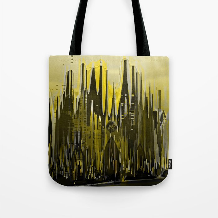 Gothic Avenue II / Cathedral Tote Bag