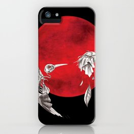 Revived Hummingbird iPhone Case
