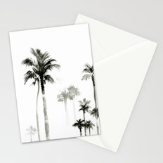 Shadow palms Stationery Cards