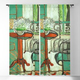 Henri Matisse The Green Room Blackout Curtain