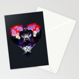 Ansem The Not-So-Positive Influence Stationery Cards