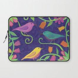 Night Birds Laptop Sleeve