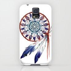 Dreamcatcher Mandala Galaxy S5 Slim Case