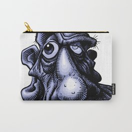 Purple Pucker Carry-All Pouch