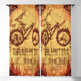 Trailhunters Blackout Curtain