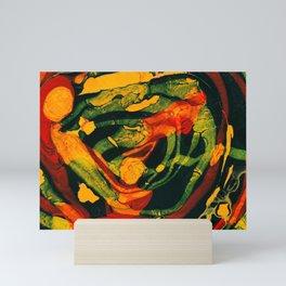 Wild Safari Mini Art Print